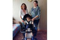 Кресло-коляска для Романа