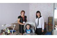 Оказана помощь семье Сизовых