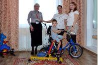 Подарки для реабилитации Кирилла