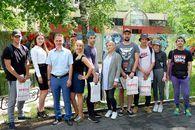 «Жилфонд» провел конкурс граффити в Центральном парке