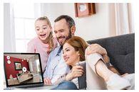 Квартиры в прямом эфире: управляй риэлтером в формате онлайн