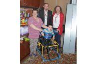 Помощь Данилу Воложину