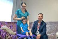 Подвесная система для реабилитации Кирилла