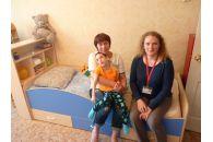 Оказана помощь семье Федченко