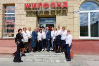 Обновлённый офис «Жилфонда» открылся на проспекте Дзержинского