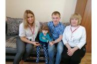 Поддержали чудесную Ульяну