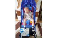 Удобное кресло-коляска и аппарат для физиотерапии